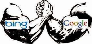 كيفية اضافة موقعك الى محركات البحت جوجل و bing