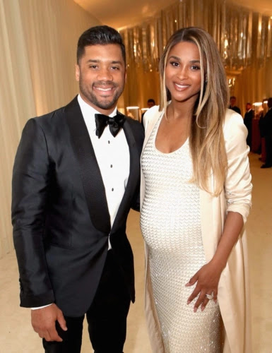 Ciara And Her Husband Russell Wilson Welcome Baby Girl