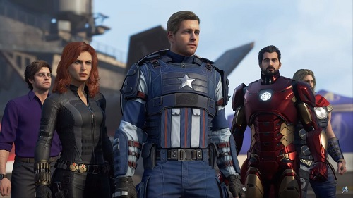 Marvel's Avengers has a new release date