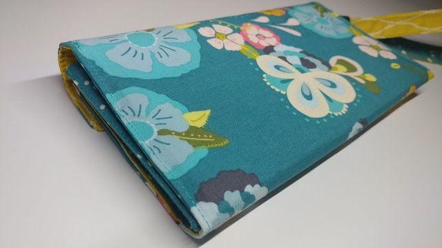 Worsley Wallet with Art Gallery Fabrics
