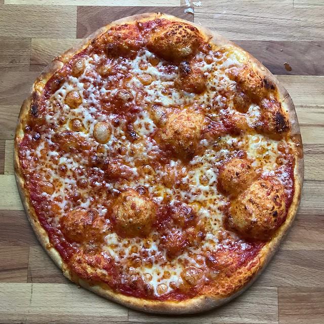 Ricardo's Pizza Dough