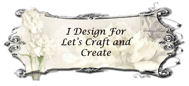 LET'S CRAFT & CREATE DESIGN TEAM