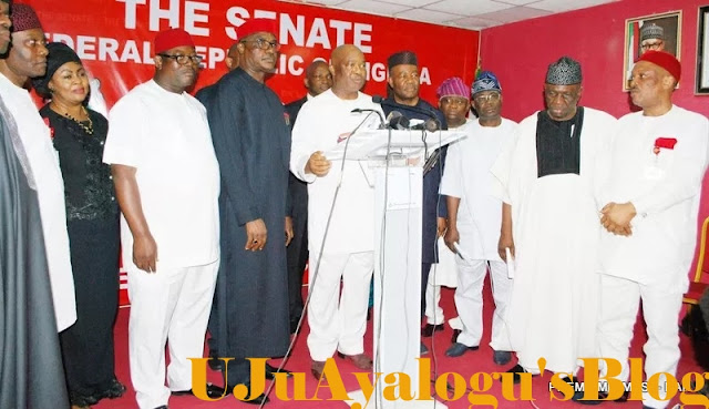 Southern Senators 'attack' Northern colleagues over 2014 confab report