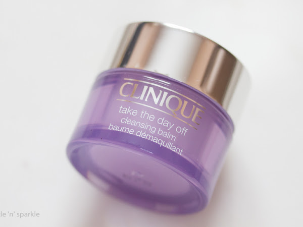 CLINIQUE Take The Day Off Cleansing Balm (review)