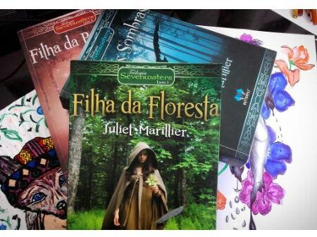 Resenha || Trilogia Sevenwaters - Filha da Floresta