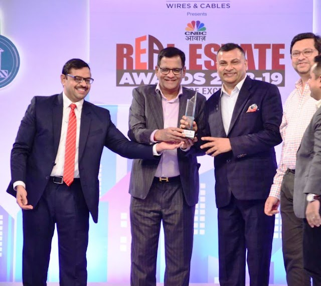 Siddha Group Honoured With Award For Most Trusted Real Estate Brand – East Zone