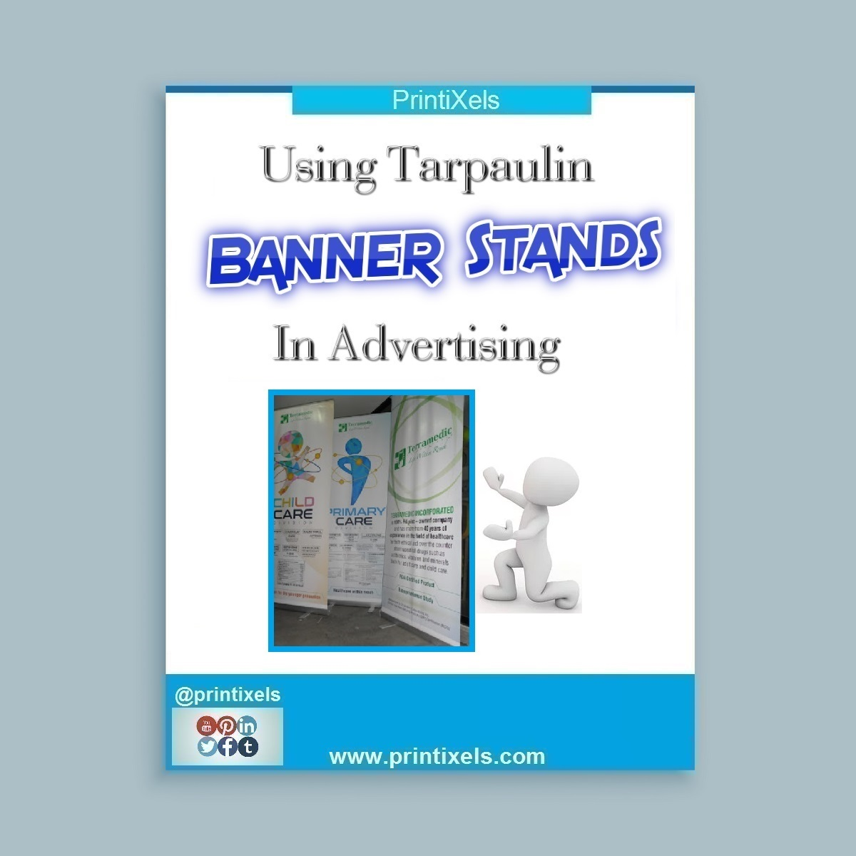 Using Tarpaulin Banner Stands In Advertising