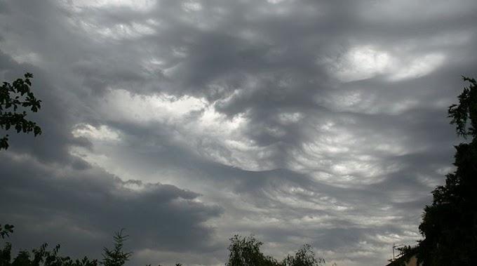 Έρχεται κακοκαιρία! Καταιγίδες χαλάζι και πτώση της θερμοκρασίας