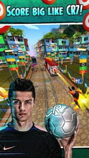 Cristiano Ronaldo: Kick'n'Run Apk v1.0.17 (Mod Money) Full Version