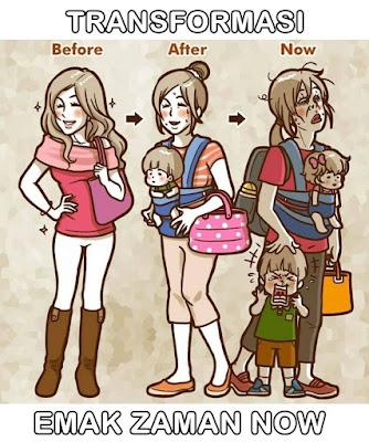 8 Meme Kocak 'Emak Zaman Now' yang Kelakuannya Bikin Geleng-geleng Kepala