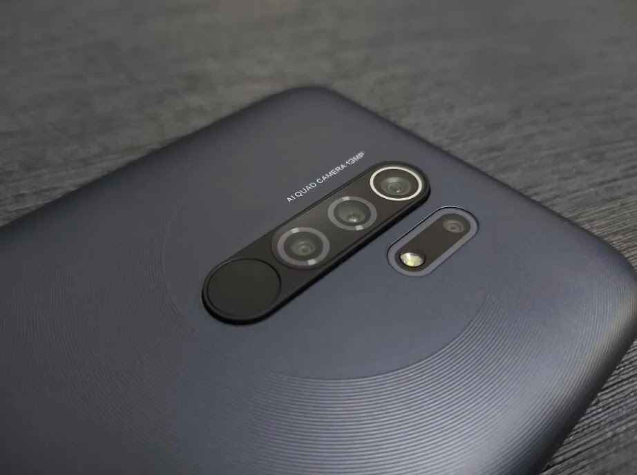 Xiaomi Redmi 9 AI 13MP Quad Camera
