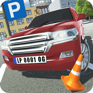 Luxury Parking apk mod