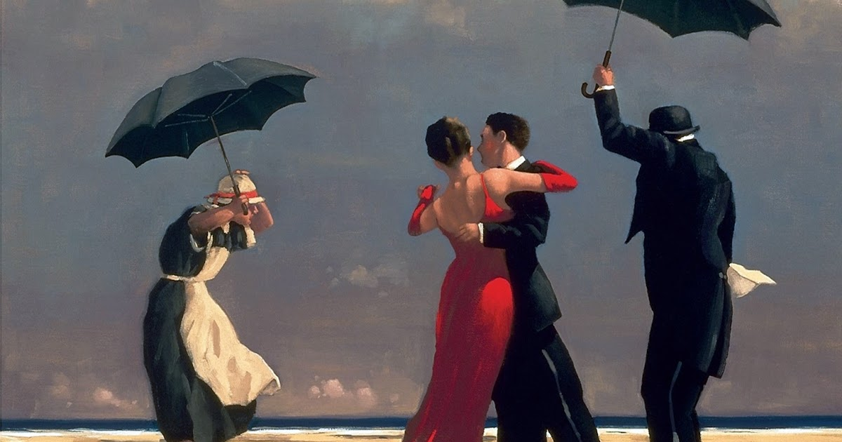 jack vettriano the singing butler art in detail tutt. Black Bedroom Furniture Sets. Home Design Ideas