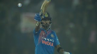 KL Rahul 61 vs Sri Lanka Highlights