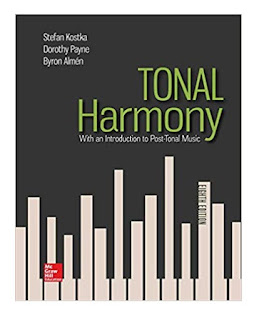 PDF Tonal Harmony 8th edition