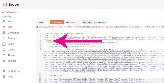 How to Disable Copy Paste in Blogger Contents
