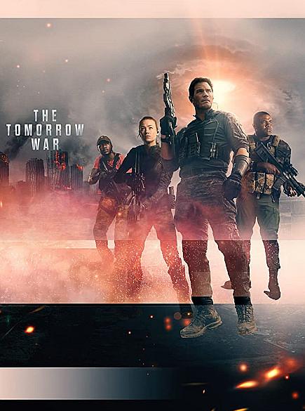 Film The Tomorrow War (2021) - POSTER