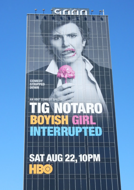 Tig Notaro Boyish Girl Interrupted billboard