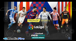 Download PES 2021 PPSSPP Android Special La Liga Version English Commentary & New Transfers