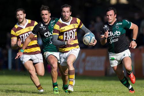 Tucumán Rugby cayó ante Belgrano