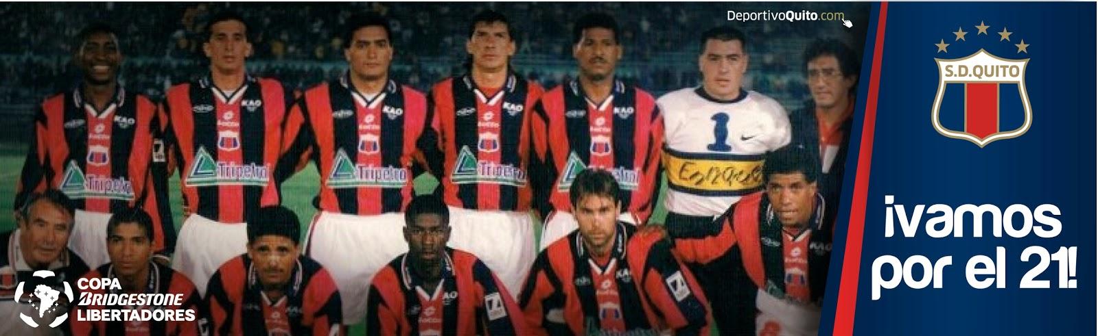 Deportivo Quito vs Botafogo en Vivo