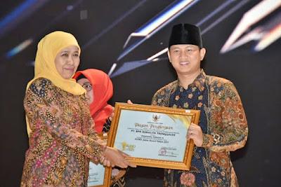 Bupati Trenggalek Bangga BPR Jwalita Menjadi BPR Terbaik Ketiga di Jawa Timur