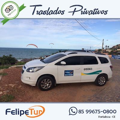 translado em Fortaleza