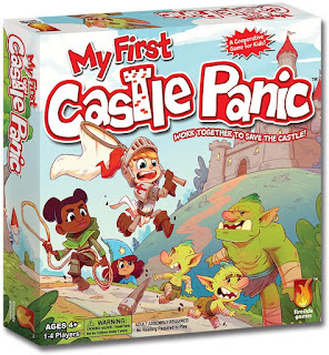 Como jugar My First Castle Panic the board game