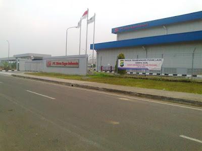 Iklan Lowongan Kerja PT Shinto Kogyo Indonesia Kawasan MM2100