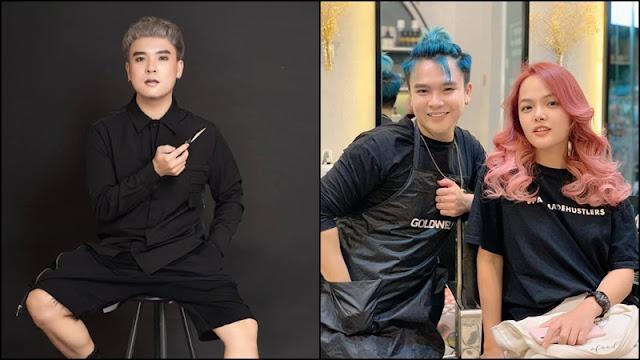 Loạt thành tích khiến nhiều người ghen tị của NTM Hùng Đỗ - Top 60 Nhà tạo mẫu tóc Việt Nam 2020
