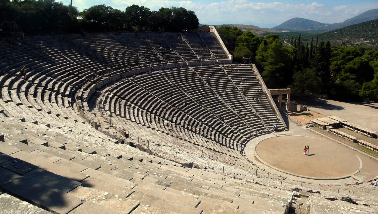 Teatre grec d'Epidaure