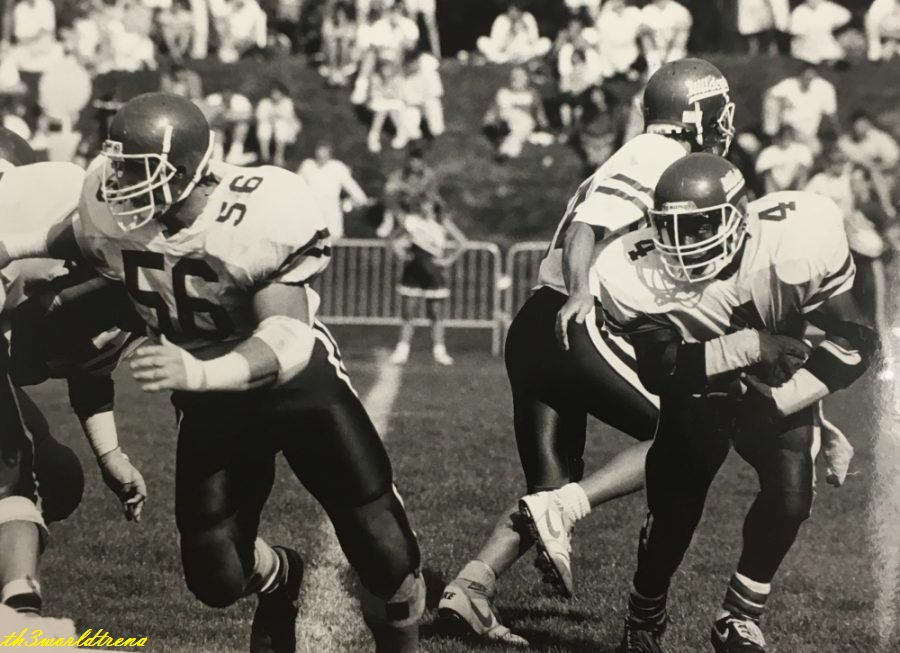 American football between past and present