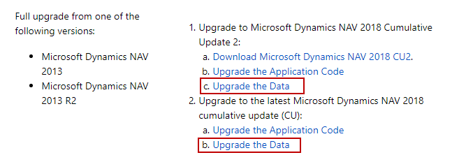 Suraj Patel - Microsoft Dynamics NAV: Data Upgrade from NAV 2013 to