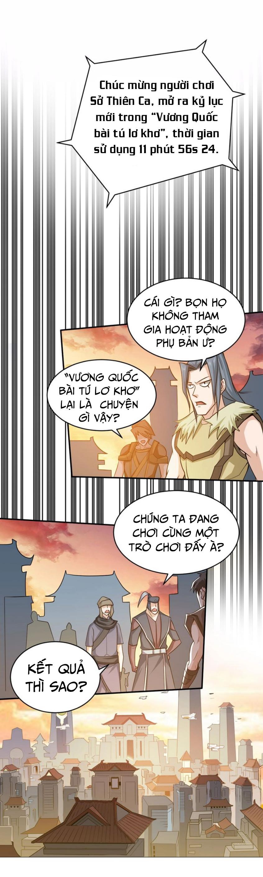 Rich Player - Người Chơi Khắc Kim Chapter 71 video - truyenmh.com
