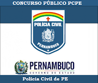 Apostila Concurso PCPE 2016, PDF, impresso e digital por Download.