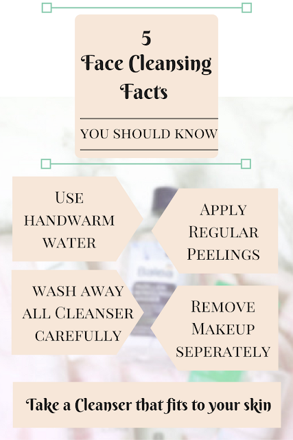 5 Face Cleansing Facts everybody should know