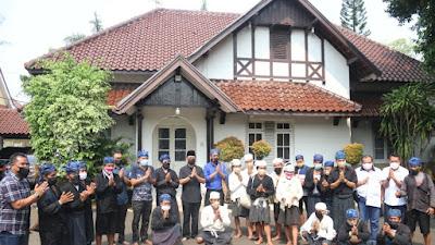 Kapolda Banten Janjikan 5.000 Bibit Untuk Hutan Baduy