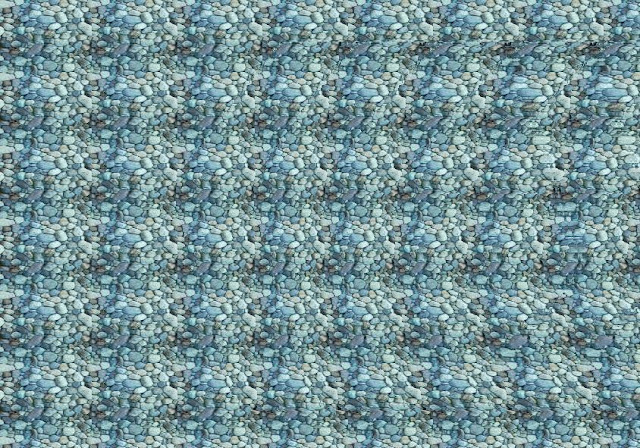 Brain and Eye Twister Stereogram Picture