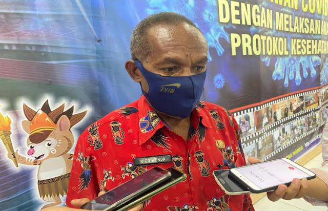Nicolaus Wenda Ungkap BKD Papua Belum Terima Surat Pengunduran Diri ASN Yang Maju Pilkada.lelemuku.com.jpg
