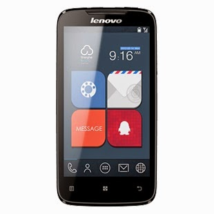 Download Firmware Lenovo A390 Row S316