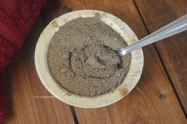 Homemade Pepper Powder Recipe | How to prepare Pepper powder in home