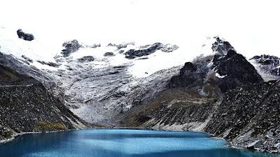 El cambio climático provoca variaciones en las lagunas de cordilleras del Perú