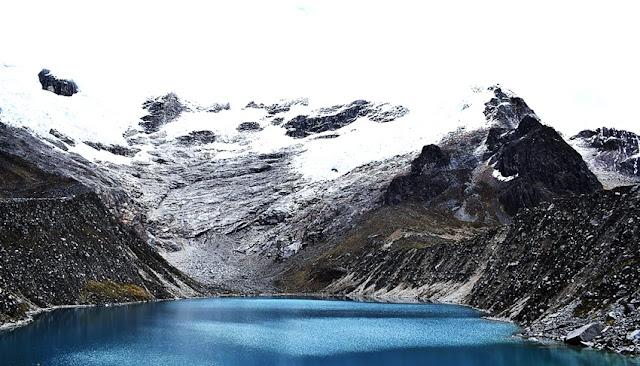 Cambio climático afecta directamente lagunas de cordilleras del Perú