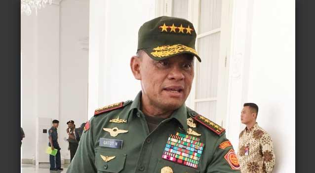 Terkait Hinaan Akun Nikita, Panglima TNI: Jika Orang Normal Tidak Mungkin Bicara Seperti itu