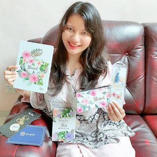 Pretty & Positive Stationery You Must Have! - Dua Gifts