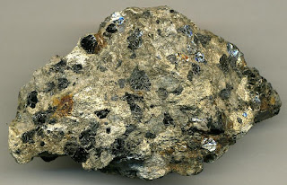 okaite by oka niobium mine