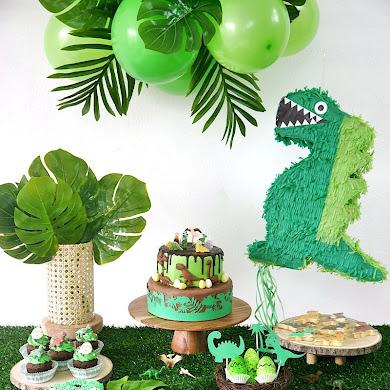 Easy DIY Dinosaur Party Ideas and Recipes
