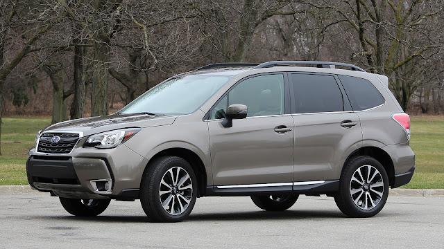 2017 Subaru Forester 2.0XT Touring - #Subaru #Forester #Touring #suv #new_car