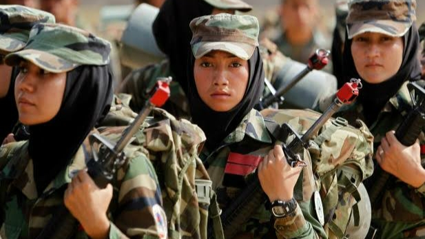 Taliban is making women slaves in Afghanistan, now women commandos will answer