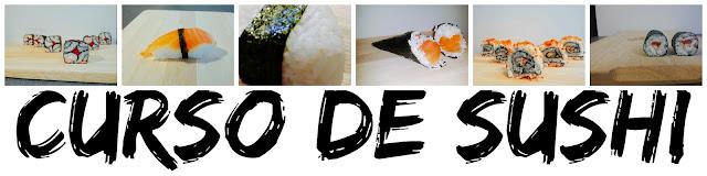 el mejor curso de sushi